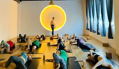 杭州瑜伽教培中心