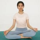 最小瑜伽学员:崔馨月